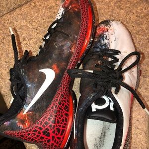 "NIKE KD 8 ""CHRISTMAS"" SHOES"